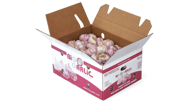 Caja Big Garlic