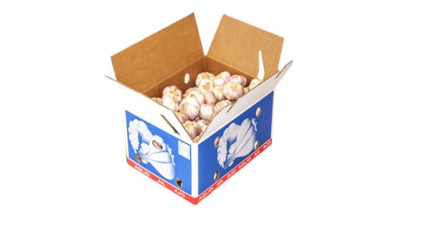 Caja generica Big Garlic